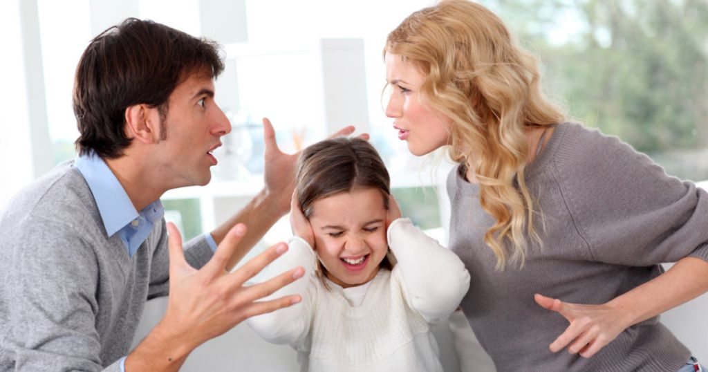 """Genitori intermittenti: """"sei comunque sbagliato"""""""